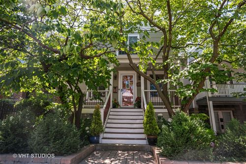 4108 N Oakley, Chicago, IL 60618 Northcenter