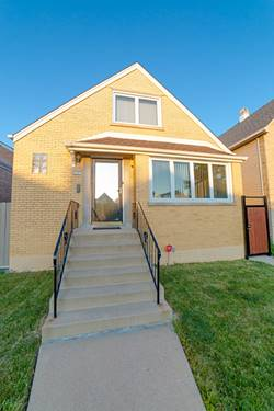 6107 S Keeler, Chicago, IL 60629 West Lawn