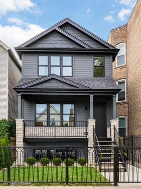 2520 N Campbell, Chicago, IL 60647