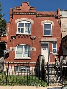 3120 W Warren, Chicago, IL 60612 East Garfield Park