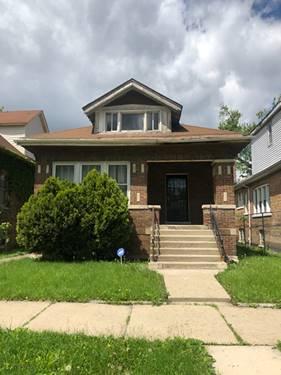 8752 S Sangamon, Chicago, IL 60620