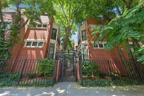 1842 N Halsted Unit 1, Chicago, IL 60614 Lincoln Park