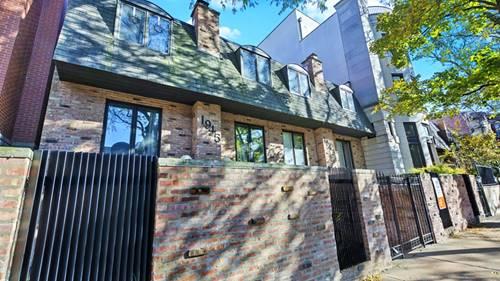 1943 N Hudson Unit D, Chicago, IL 60614 Lincoln Park