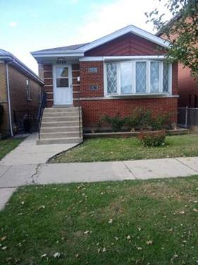 6224 S Kilpatrick, Chicago, IL 60629 West Lawn