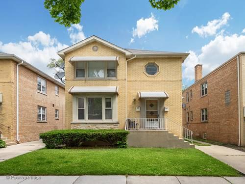 5330 W Sunnyside, Chicago, IL 60630 Jefferson Park