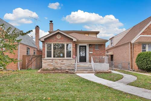 3538 W 84th, Chicago, IL 60652 Ashburn