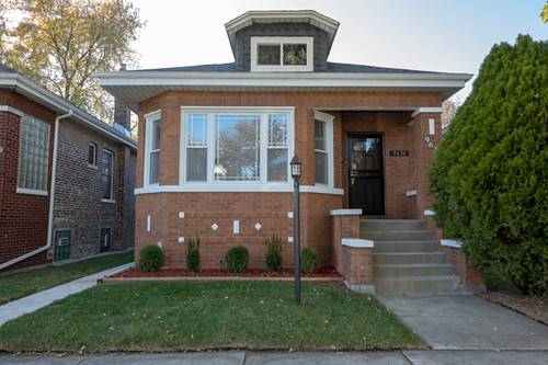 9636 S Greenwood, Chicago, IL 60628 Cottage Grove Heights
