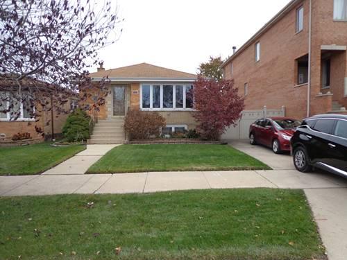5925 S Meade, Chicago, IL 60638 Garfield Ridge