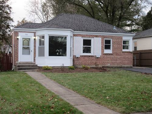 710 S Princeton, Villa Park, IL 60181