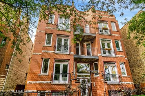 3930 N Southport Unit 1S, Chicago, IL 60613 Lakeview