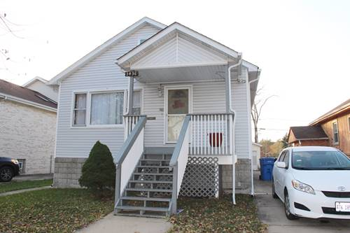 3436 N Odell, Chicago, IL 60634 Belmont Heights