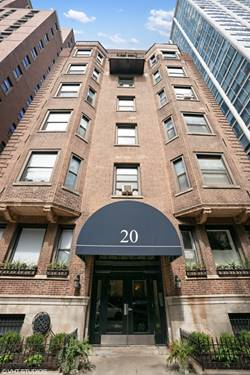 20 E Goethe Unit 501, Chicago, IL 60610 Gold Coast
