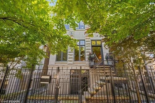 1756 N Wilmot, Chicago, IL 60647 Bucktown