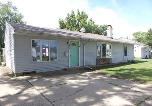 626 Fenton, Romeoville, IL 60446