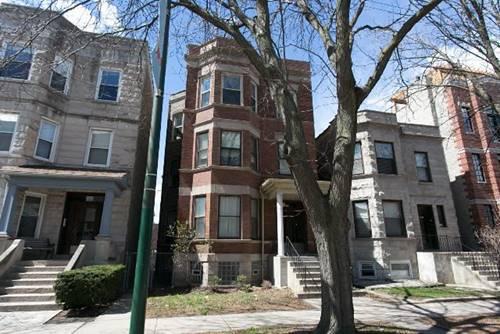 3732 N Racine Unit 3, Chicago, IL 60613 Lakeview