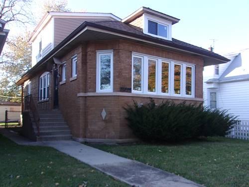 11446 S Church, Chicago, IL 60643 Morgan Park