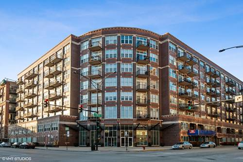 1000 W Adams Unit 805, Chicago, IL 60607 West Loop