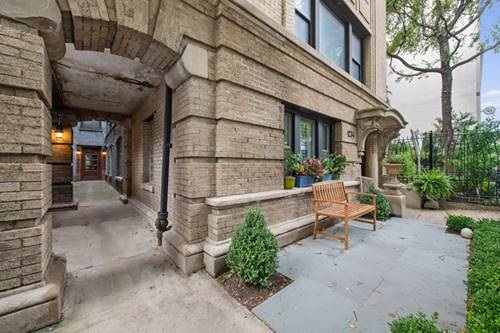 1234 N Dearborn Unit GR, Chicago, IL 60610 Gold Coast