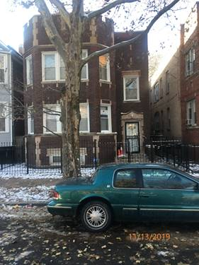 7312 S St Lawrence, Chicago, IL 60619 Park Manor