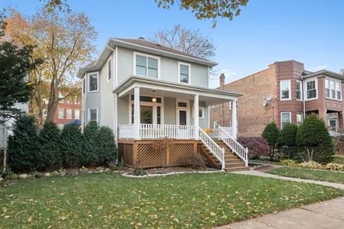 4242 N Keeler, Chicago, IL 60641 Old Irving Park