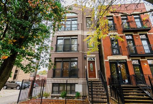 1224 W Hubbard Unit 3, Chicago, IL 60642 West Loop
