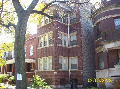 6624 S Minerva, Chicago, IL 60637 Woodlawn