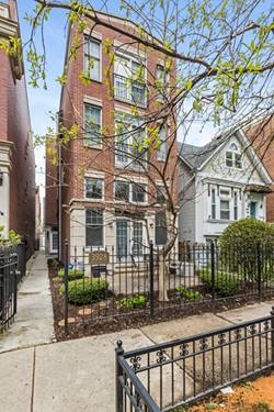 3928 N Greenview Unit 2, Chicago, IL 60613 Lakeview