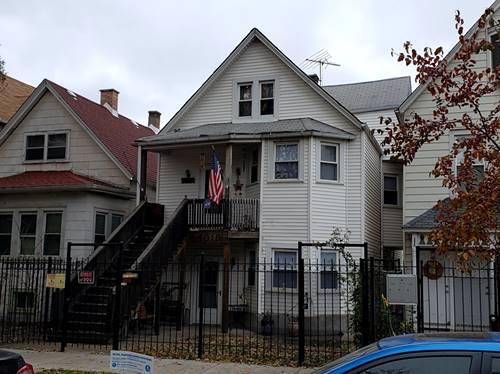 4019 N Bernard, Chicago, IL 60618 Irving Park
