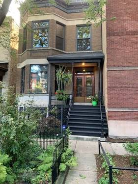 3844 N Kenmore Unit 2, Chicago, IL 60613 Lakeview
