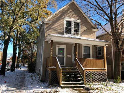 4557 N Springfield, Chicago, IL 60625 Albany Park