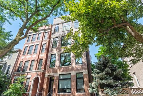 1850 N Sedgwick Unit 3, Chicago, IL 60614 Lincoln Park