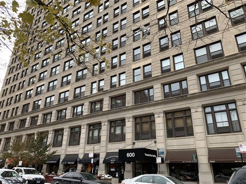 600 S Dearborn Unit 314, Chicago, IL 60605 South Loop