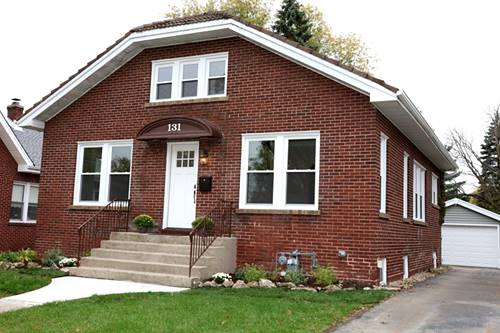 131 E Monroe, Villa Park, IL 60181