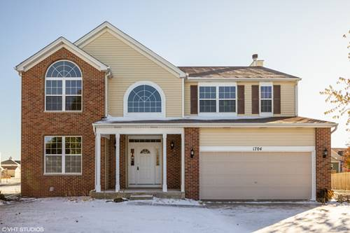 1704 Scarlett Oak, Plainfield, IL 60586