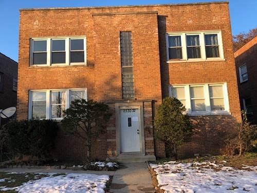2532 W Touhy Unit 2W, Chicago, IL 60645 West Ridge