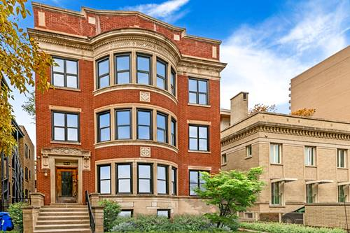 612 W Stratford Unit 2F, Chicago, IL 60657 Lakeview