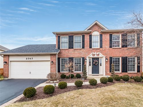 2747 Pennyroyal, Naperville, IL 60564