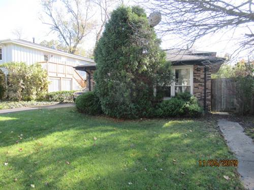 2533 W Hickory, Homewood, IL 60430