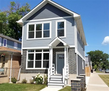 3701 N Albany, Chicago, IL 60618 Irving Park