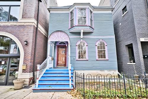 2215 W Roscoe, Chicago, IL 60618 Roscoe Village