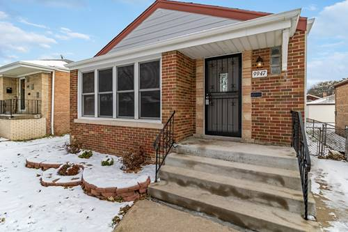 9947 S Fairfield, Chicago, IL 60655 West Beverly