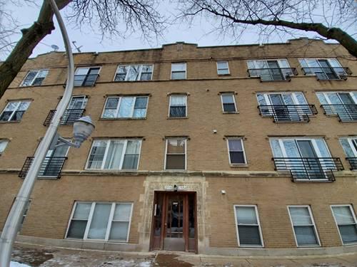2554 W Rosemont Unit 2, Chicago, IL 60659 West Ridge