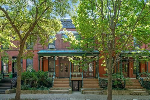 419 W Webster Unit G, Chicago, IL 60614 Lincoln Park