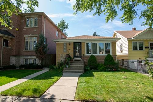 3318 N Oriole, Chicago, IL 60634 Belmont Heights