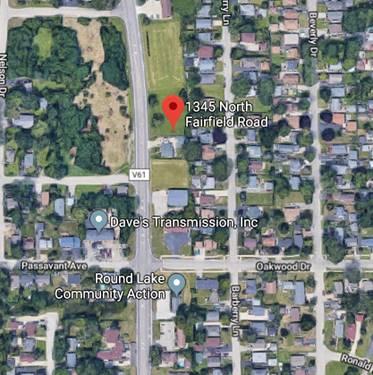 1345 N Fairfield, Round Lake Beach, IL 60073
