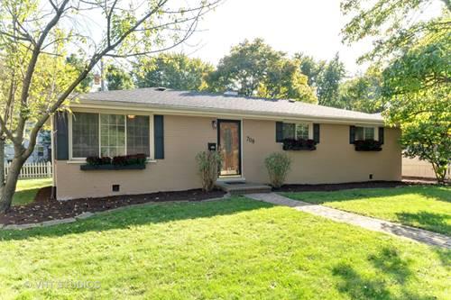 708 W Hinsdale, Hinsdale, IL 60521