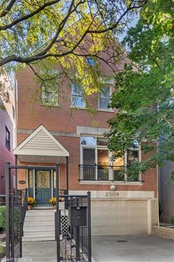 2509 N Bosworth, Chicago, IL 60614 Lincoln Park