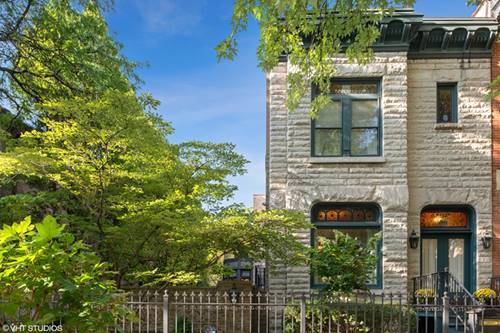 854 W Webster, Chicago, IL 60614 Lincoln Park