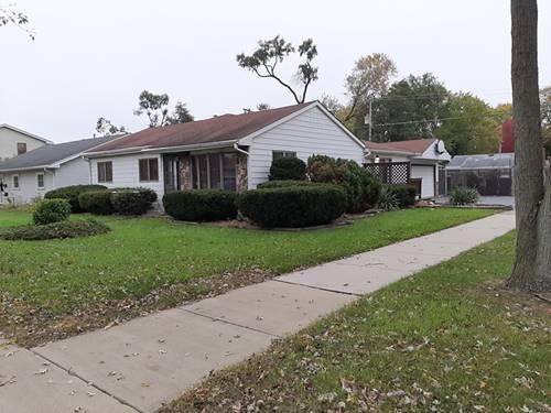 10759 Oak, Chicago Ridge, IL 60415
