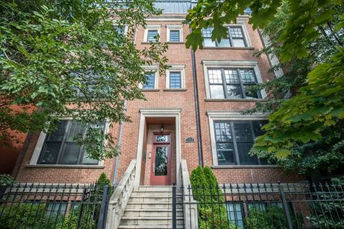 1713 N Sheffield, Chicago, IL 60614 Lincoln Park